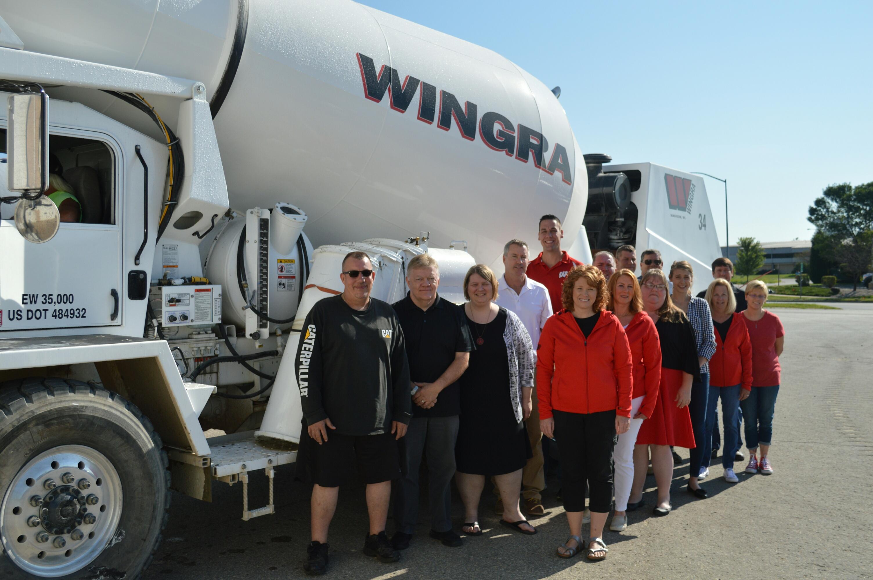 Wingra Office Staff