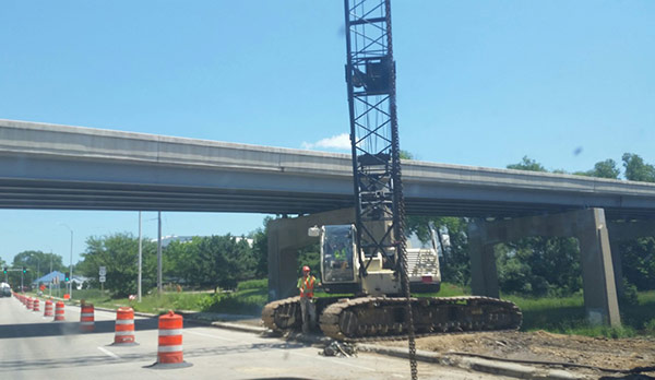 Highway 51/Stoughton Rd. Interchange