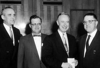 Stewart Watson on Far Right